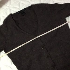 Marc By Marc Jacobs Sweaters - Marc by Marc Jacobs Cashmere Button Back Cardigan